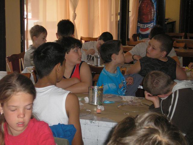 Tegolaváros 2009 Erdei tábor, Ady sulisoknak